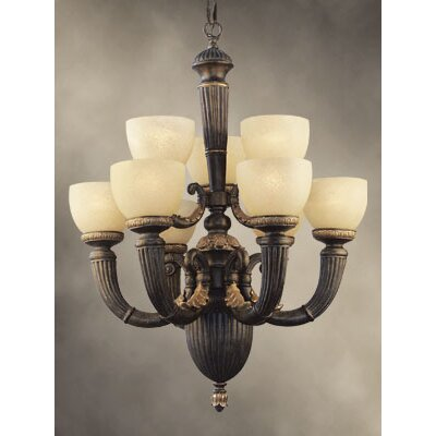 Willingham 9-Light Candle-Style Chandelier