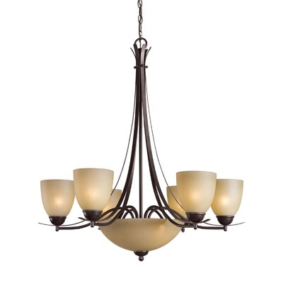 Willilams 8-Light Candle-Style Chandelier