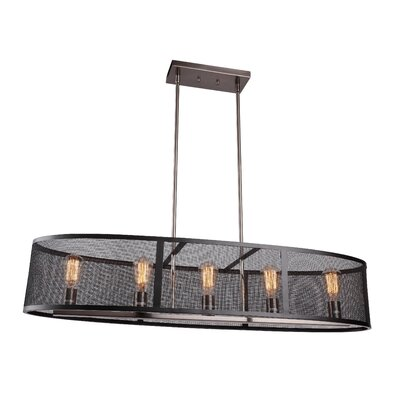 Shanda 5-Light Kitchen Island Pendant