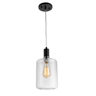 Gurney Slade 1-Light Mini Pendant Size: 72 H x 4.38 W x 4.38 D