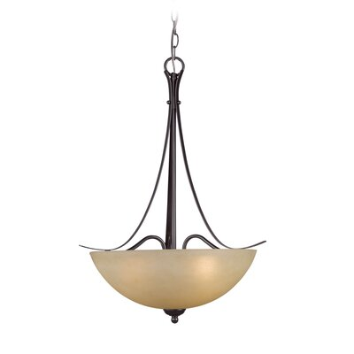 Kearney 3-Light Inverted Pendant / Foyer