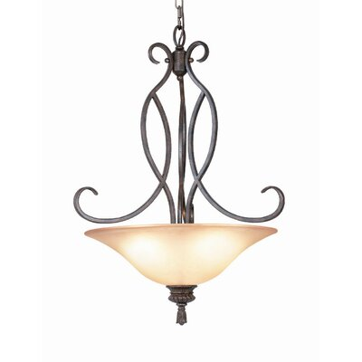 Fairhaven 3-Light Pendant