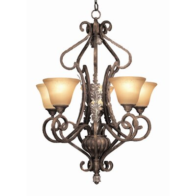 Watlington 5-Light Foyer Pendant