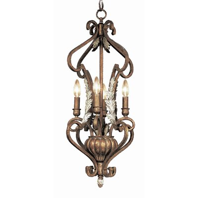 Hawthorne 4-Light Foyer Pendant