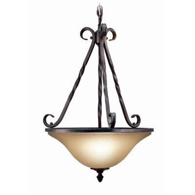 Willingham 3-Light Pendant