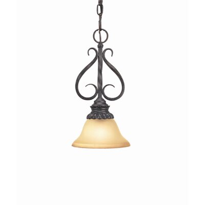 Rosedale 1-Light Mini Pendant