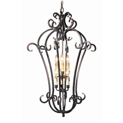 Montgomery 6-Light Foyer Pendant