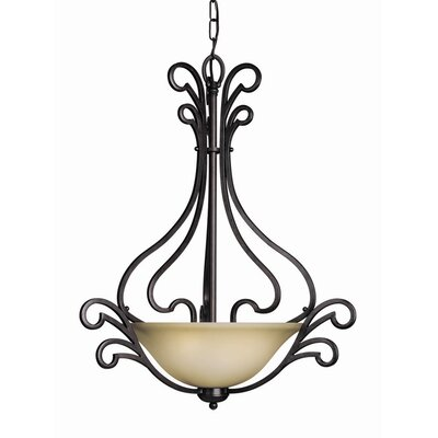 Palermo 3-Light Pendant