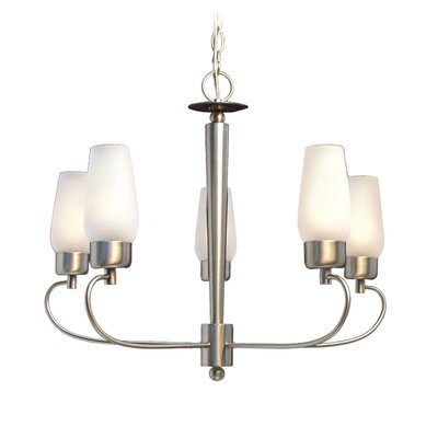Soho 5-Light Shaded Chandelier
