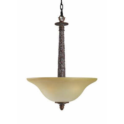 Vergennes 3-Light Pendant