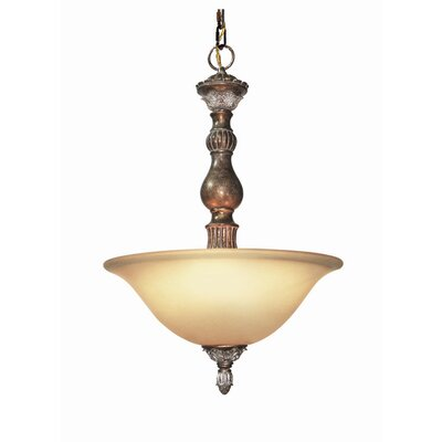 Worthington 2-Light Foyer Pendant
