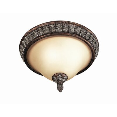 Worthington 2-Light Flush Mount