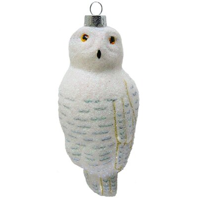 Snowy Owl Ornament COBANED379