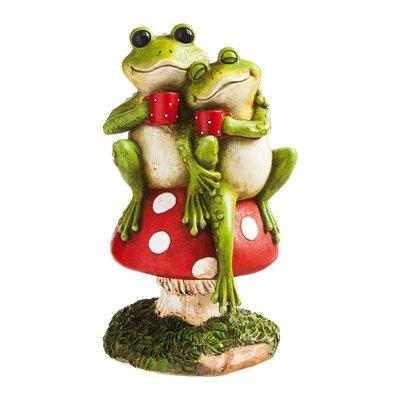 Cup of Joe Frog Statue 845952
