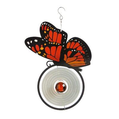 Monarch Shaped Spectrum Spinner