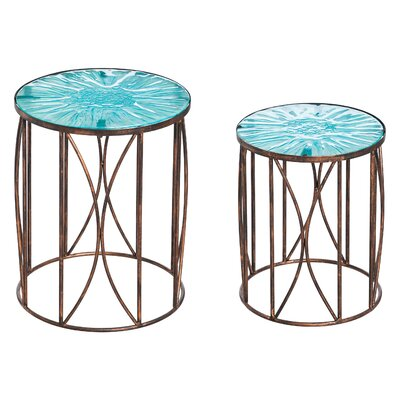 Chiana Top End Table