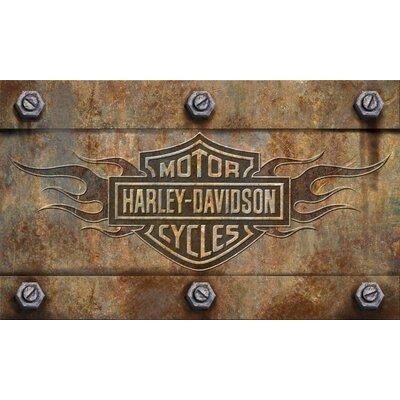 Harley-Davidson� Mat