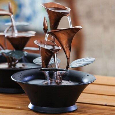 Flower Cups Fountain 490479