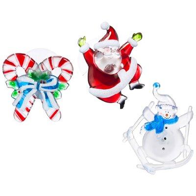 Santa LED Suction Light Set THDA3265 42282118