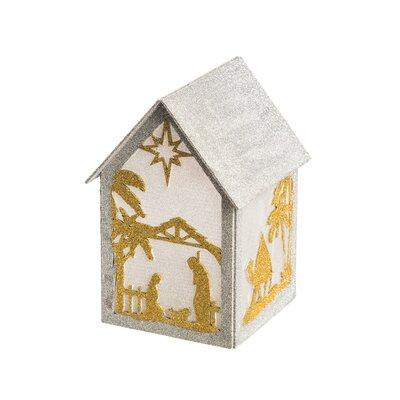 Cardboard Holy Night Scene LED Decor THDA3247 42282100
