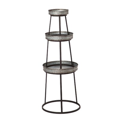 Jemotte 3 Piece End Table Set