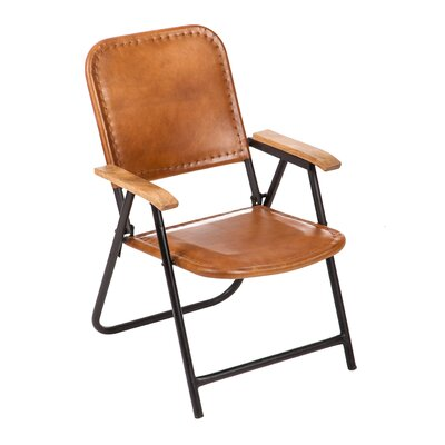 Brigida Leather Armchair