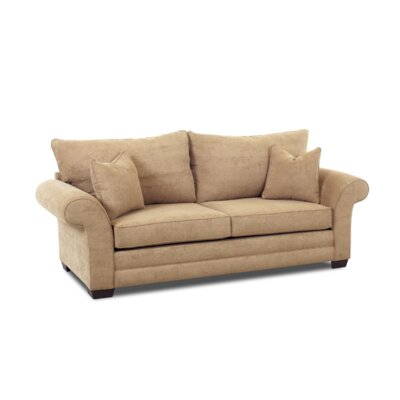 Bart Queen Dreamquest 93 Sleeper Sofa Upholstery: Beige