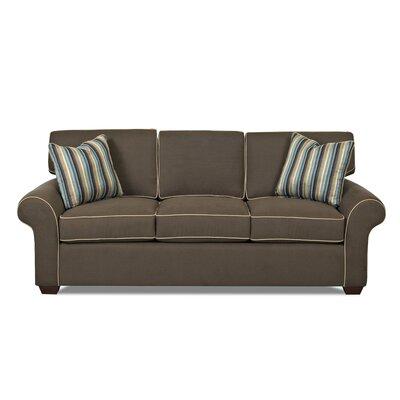 12013156148 KLF3615 Klaussner Furniture Milton Queen Dreamquest 88″ Sleeper Sofa