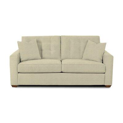 Hobbs Sofa Upholstery: Cream