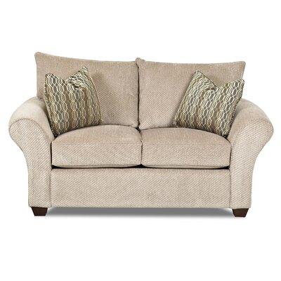 12013155325 KLF3675 Klaussner Furniture Finn Loveseat