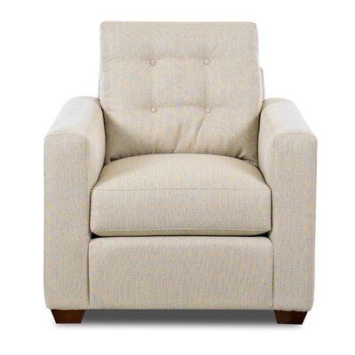 Hobbs Armchair Upholstery: Cream