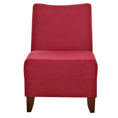 Charlie Slipper Chair Upholstery: Willow Blaze Red