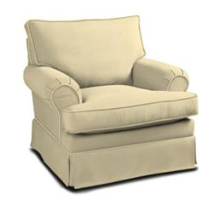 Clay Armchair Color: Belsire Buckwheat