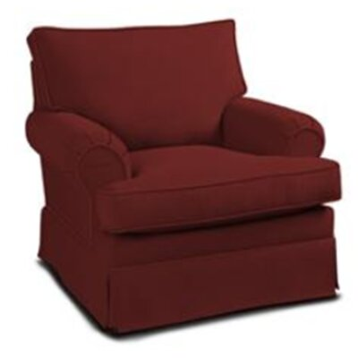 Clay Armchair Color: Belsire Berry
