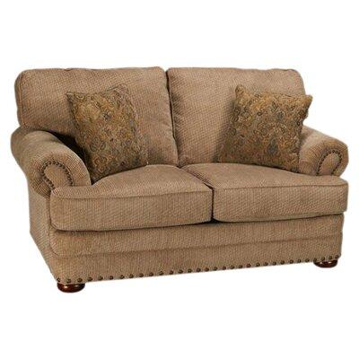 12013152645 KLF3219 Klaussner Furniture Cannon Loveseat