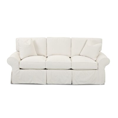 Milton Sofa Upholstery: Natural