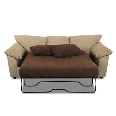 Falmouth Sleeper Sofa Upholstery: Taupe