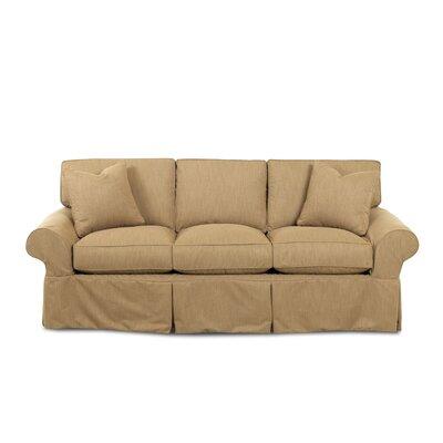 Milton Sofa Upholstery: Khaki