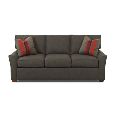 Kate Sofa Upholstery: Charcoal
