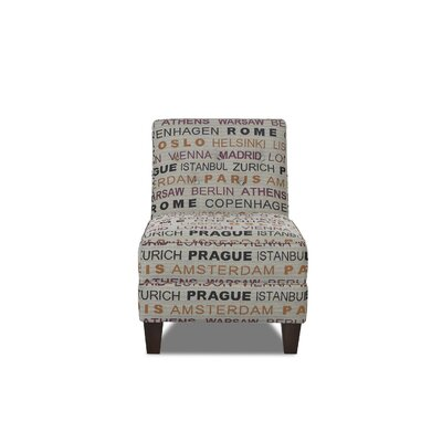 Bellamy Armless Slipper Chair