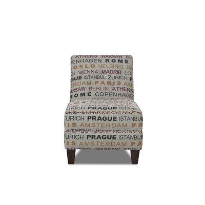 Bellamy Armless Slipper Chair