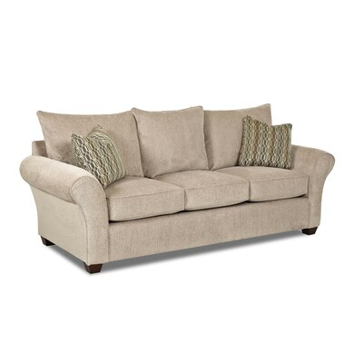 12013155356 KLF3678 Klaussner Furniture Finn Queen Dreamquest 96″ Sleeper Sofa