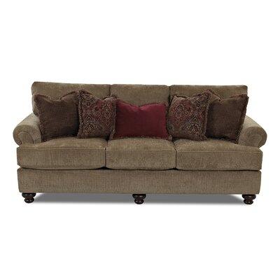 12013200544 KLF4702 Klaussner Furniture Cross Sofa
