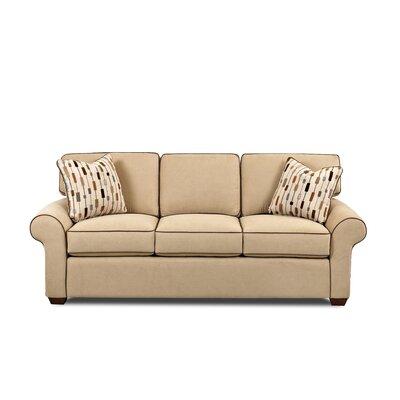 Milton Sofa Upholstery: Grain