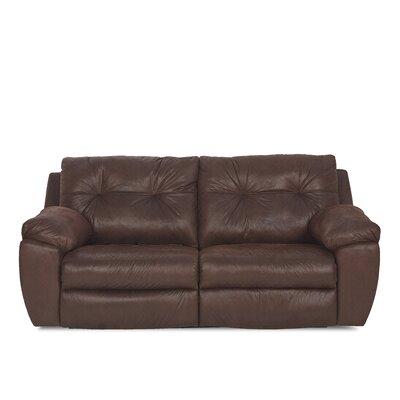 12013231722 KLF4777 Klaussner Furniture Kelly Reclining Sofa
