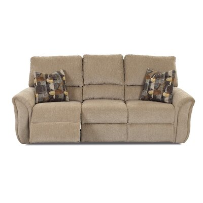 12013231913 KLF4643 Klaussner Furniture Miley Reclining Sofa