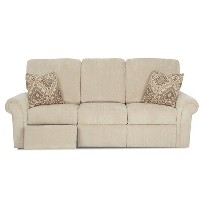 12013232019 KLF4818 Klaussner Furniture Naples Reclining Sofa