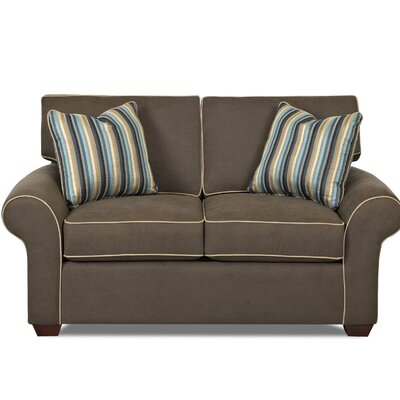 12013156117 KLF4672 Klaussner Furniture Milton Loveseat