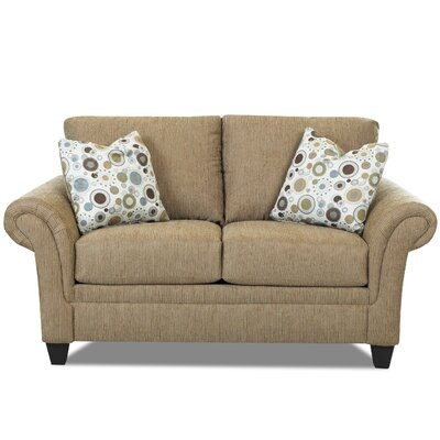 12013154656 KLF4678 Klaussner Furniture Highland Loveseat