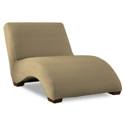 Hale Chaise Lounge Upholstery: Camel